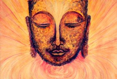 Gautama Buddha, Buddha's face