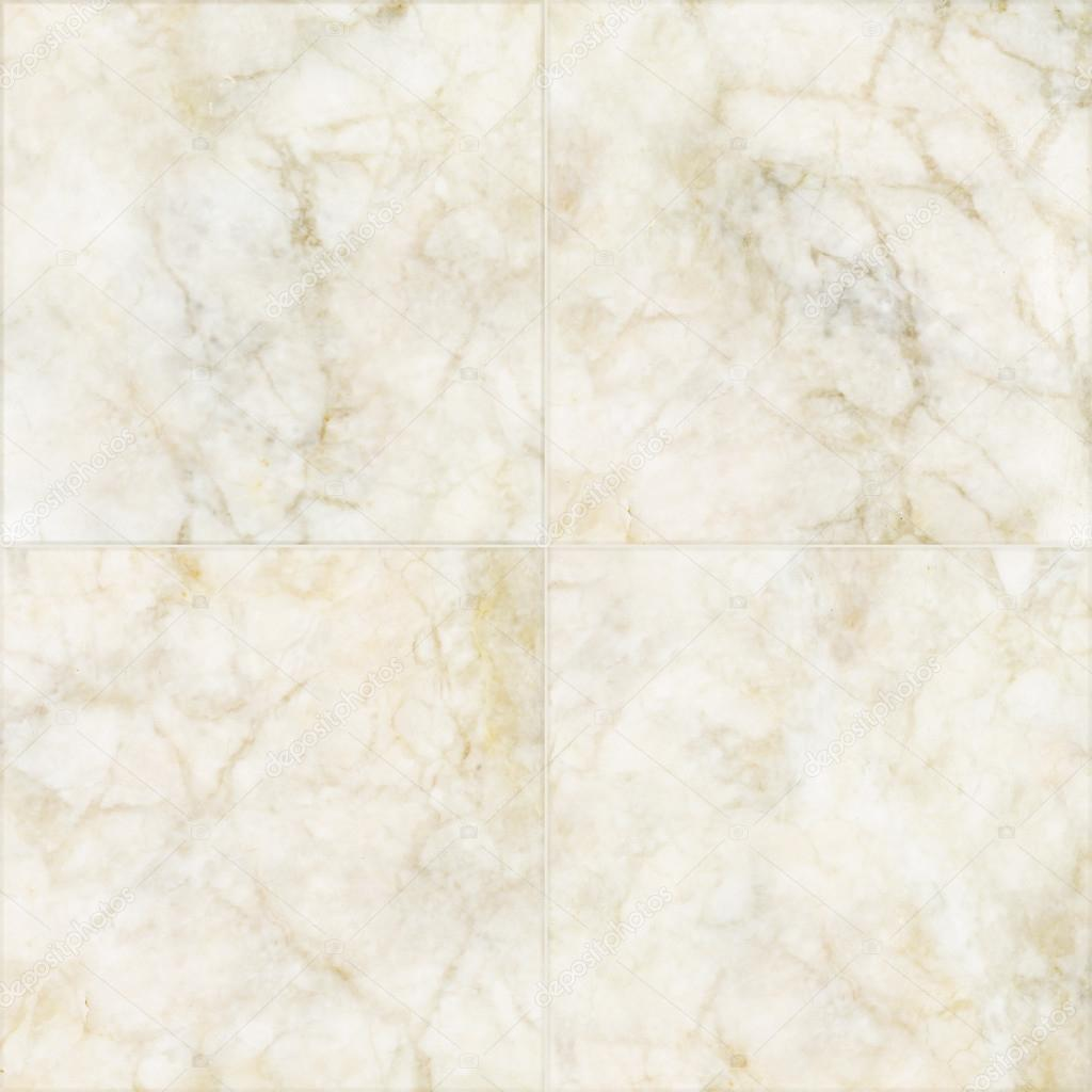 White marble tiles seamless flooring texture background  Stock Photo