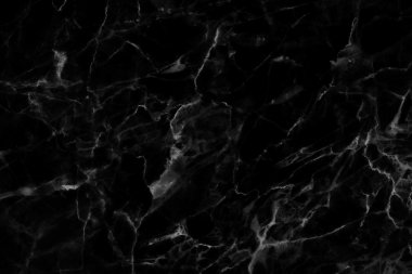 Black marble texture background, detailed structure of marble for design.