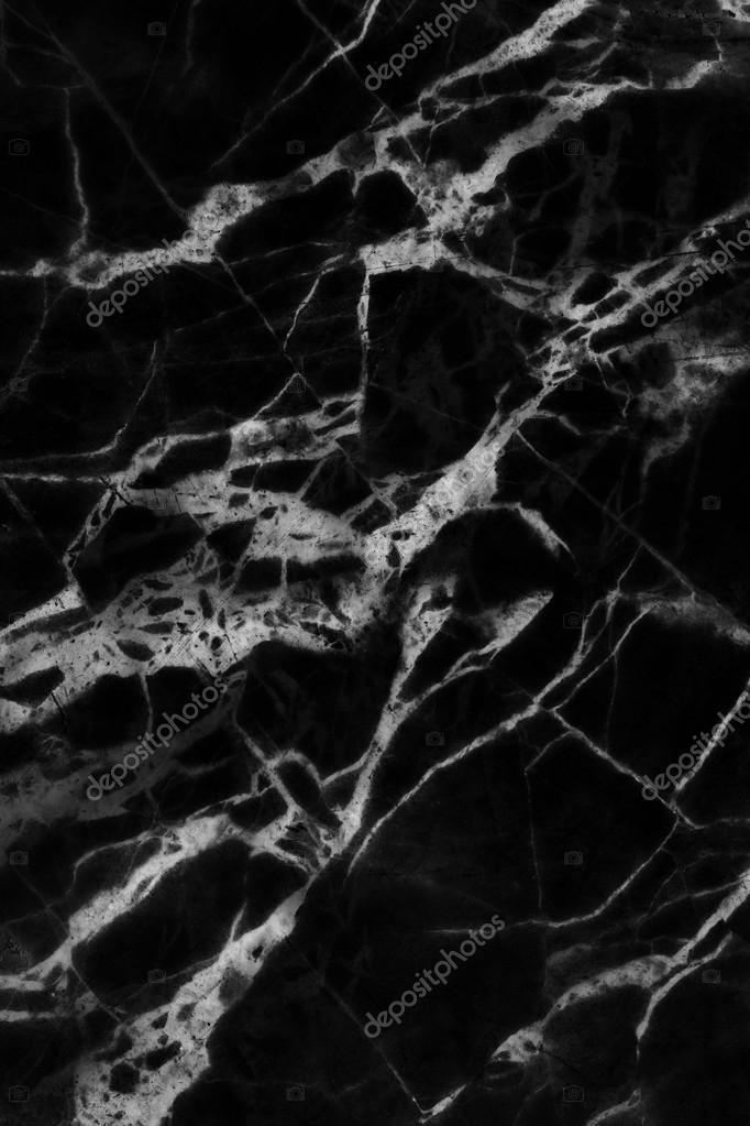 Struttura Di Marmo Nero Sfondo Modelli Naturali Struttura Di