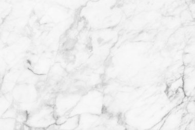 White (gray)  marble texture background, detailed structure of marble for design.