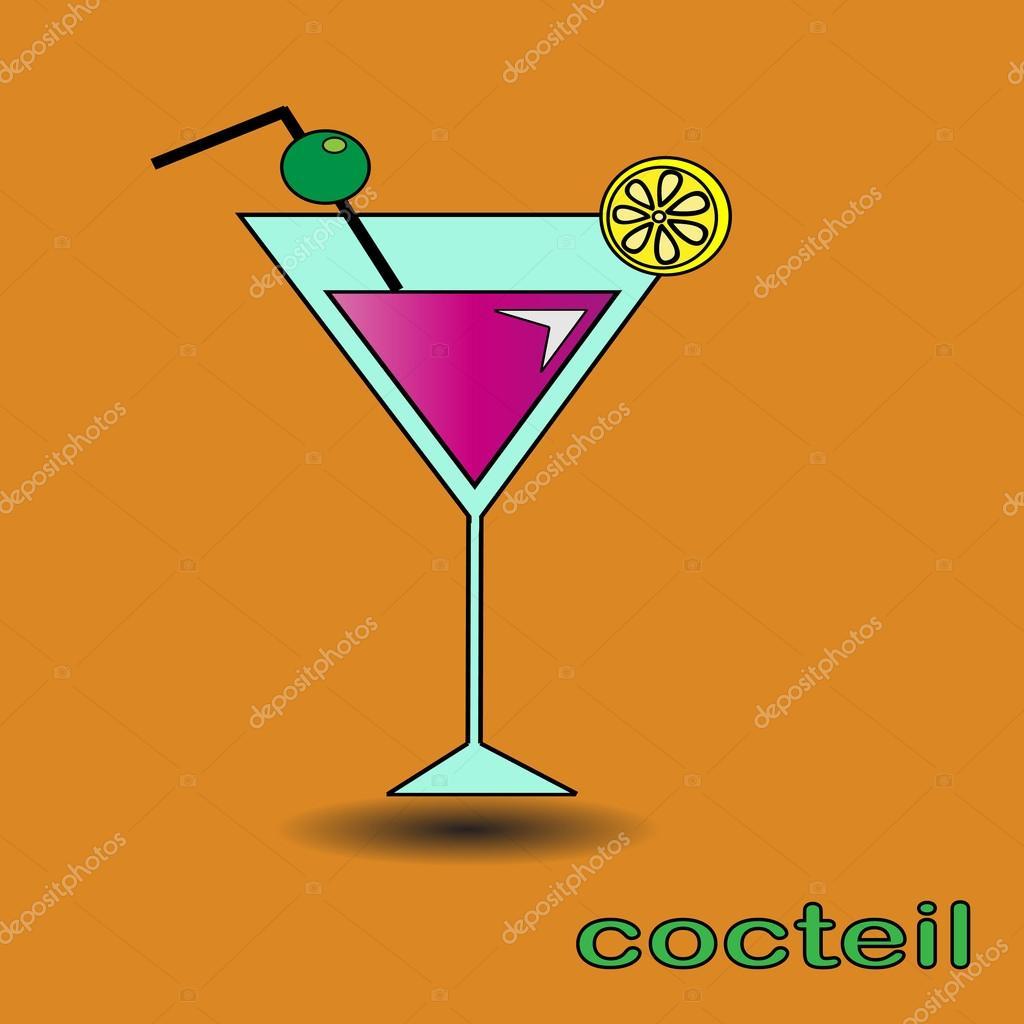 Cocktail Karte.Cocktail Karte Stockvektor Tatianamakh 68026793