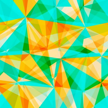 Geometric pattern, triangles background. Eps10 vector illustrati