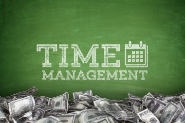 Time management on blackboard