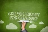 Készen áll a változás fogalma