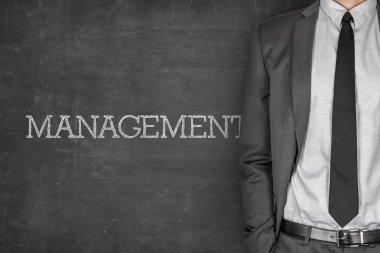 Management on blackboard