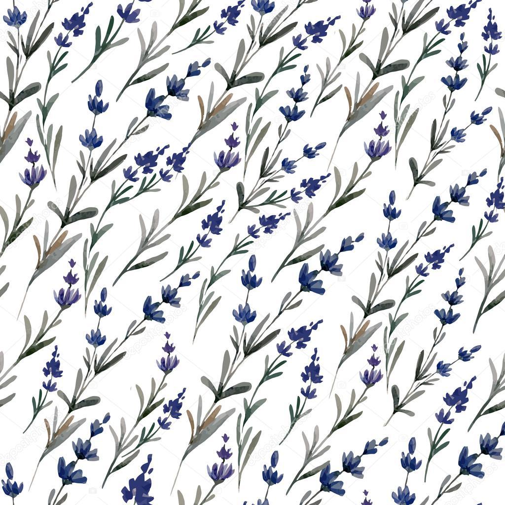 Pattern lavanda3