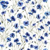 Fotografie Blue flowers 9