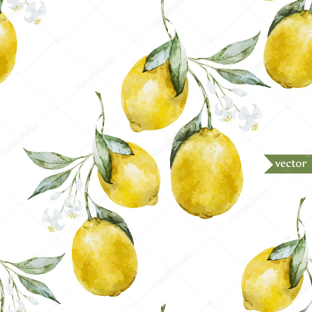 Lemon pattern3