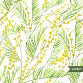 Fotografie Mimosa pattern