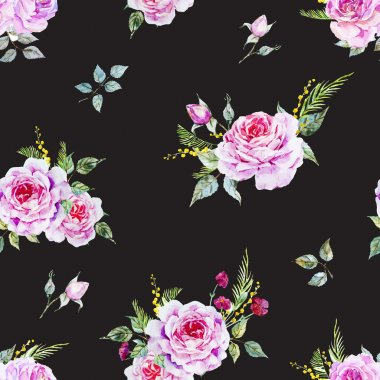 Nice rose pattern