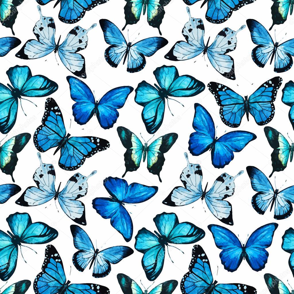Butterfly Pattern Cool Design