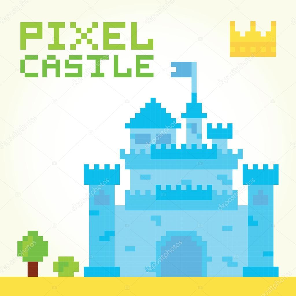 pixel art garcon