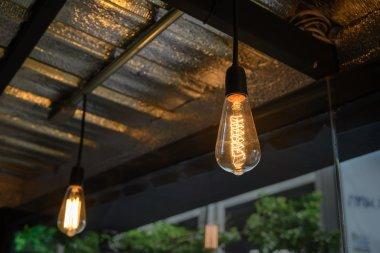 Bulb lighting decor