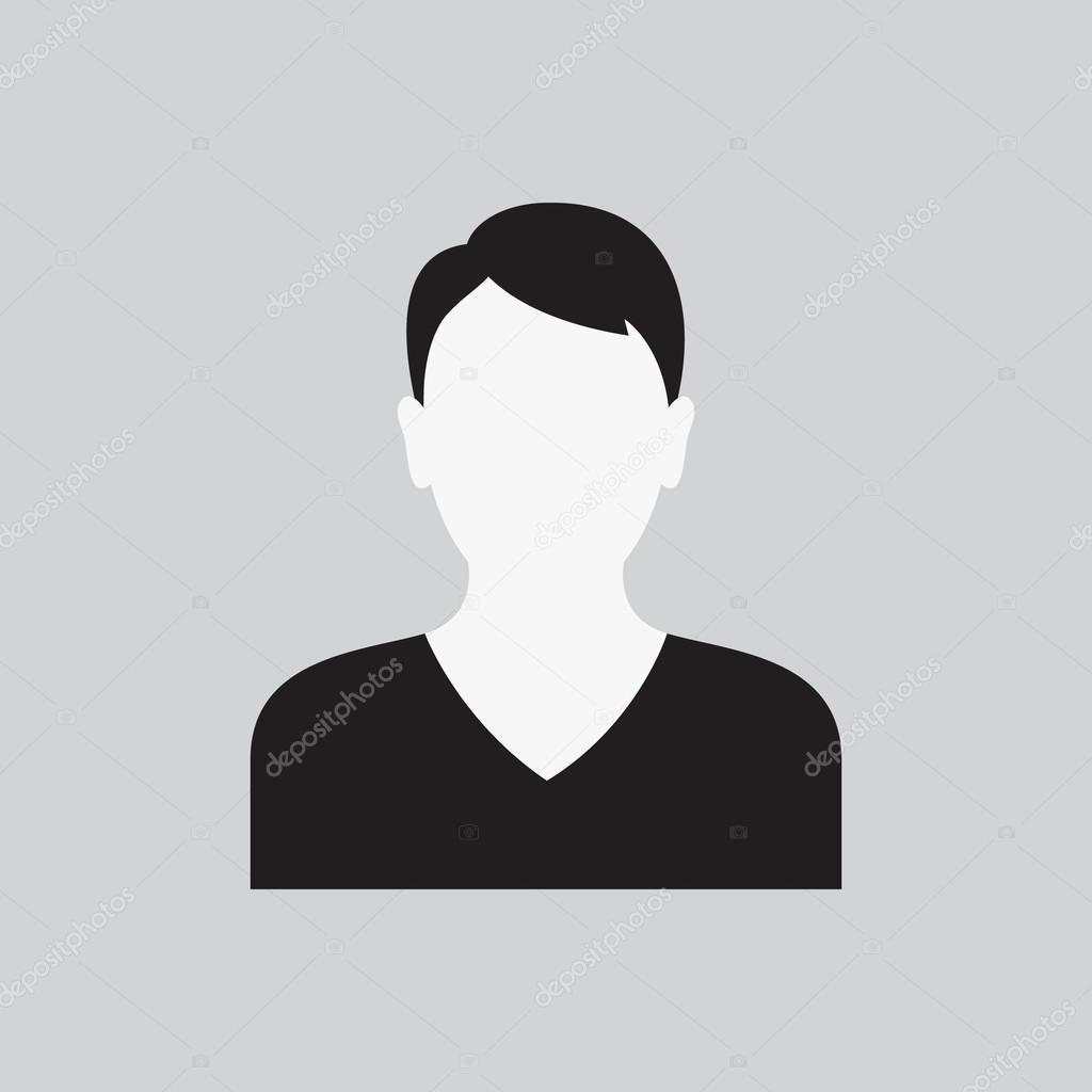 Icon male com