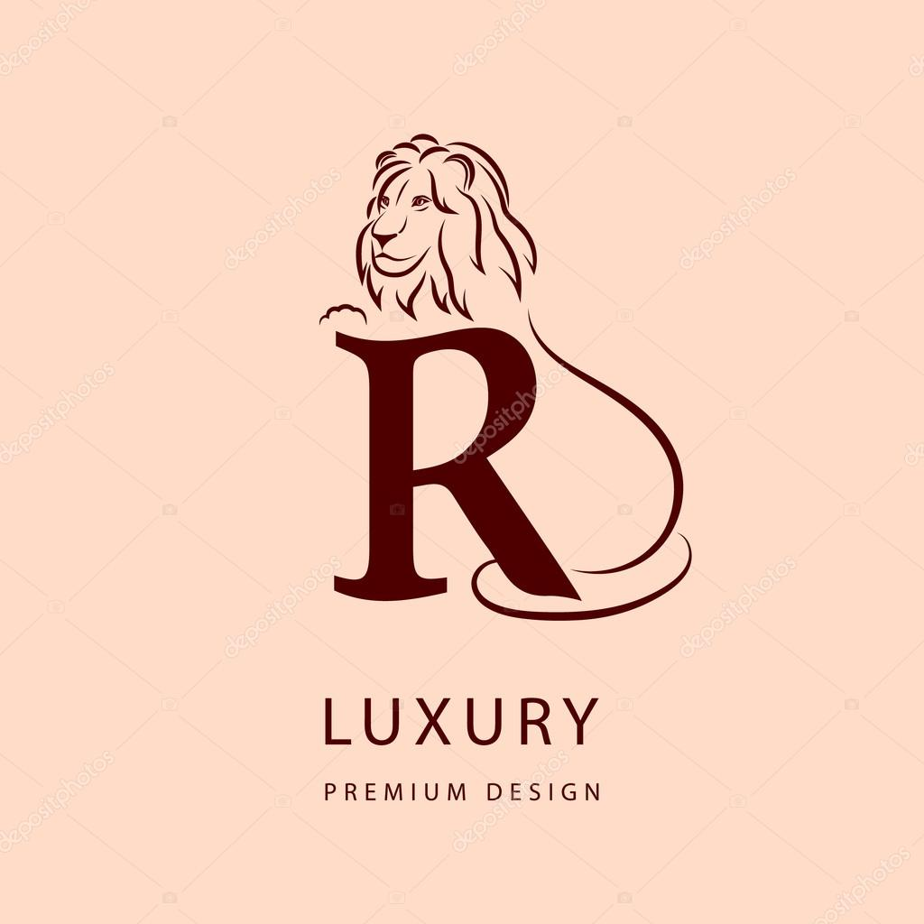 Áˆ Outline Lion Stock Drawings Royalty Free Lion Outline Pictures Download On Depositphotos The style is quite minimalist with low detail but a lot of beauty and balance. https depositphotos com 68582241 stock illustration design elements graceful template elegant html