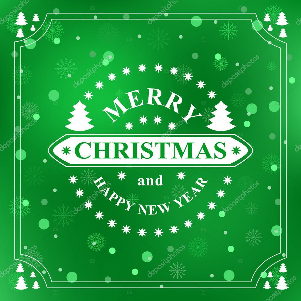 Nouveau Message Bonne Annee Joyeux Vacances Souhait De Noel Carte