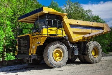Kipp Truck