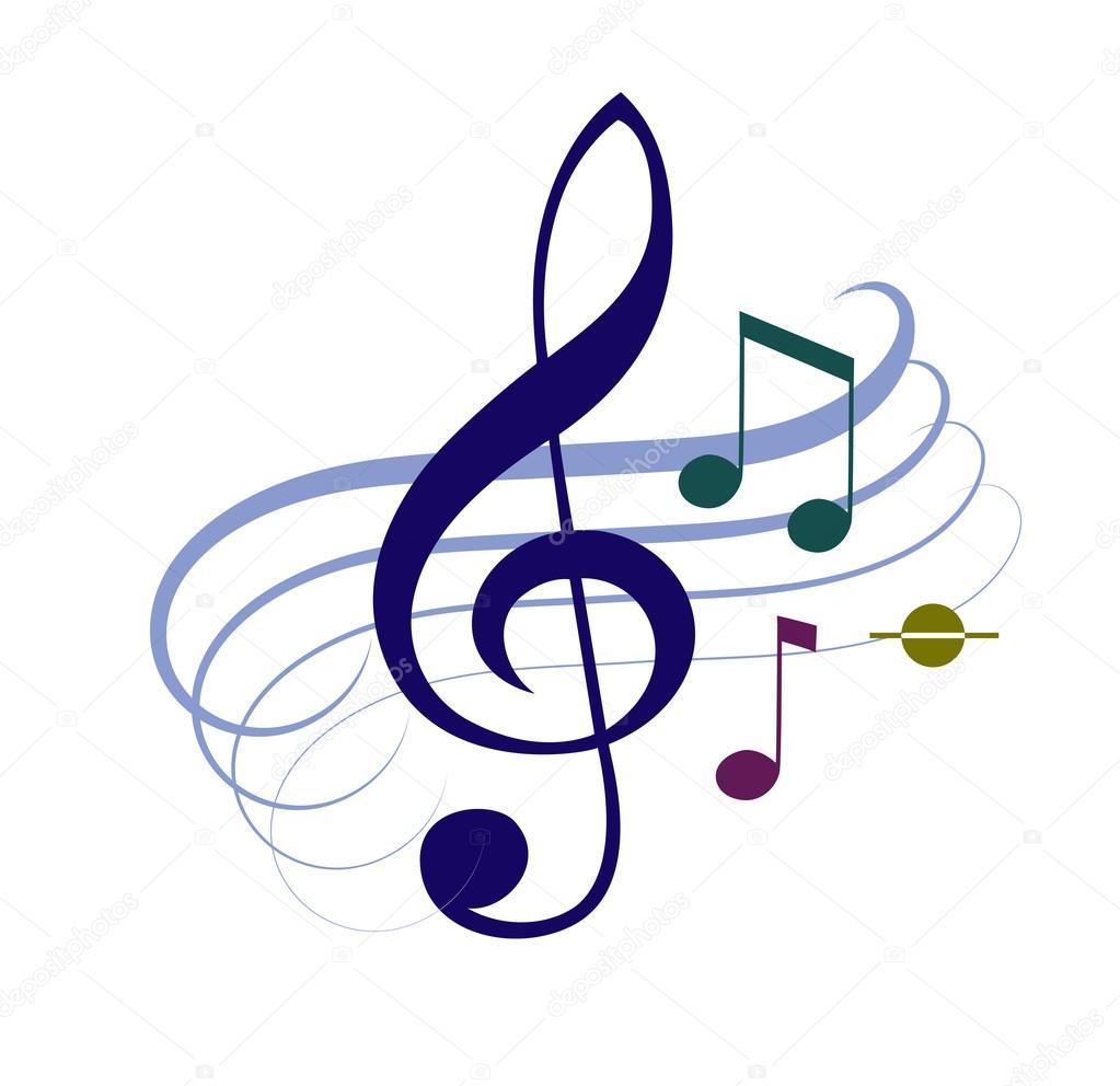 Dibujo De Notas Musicales Archivo Imágenes Vectoriales
