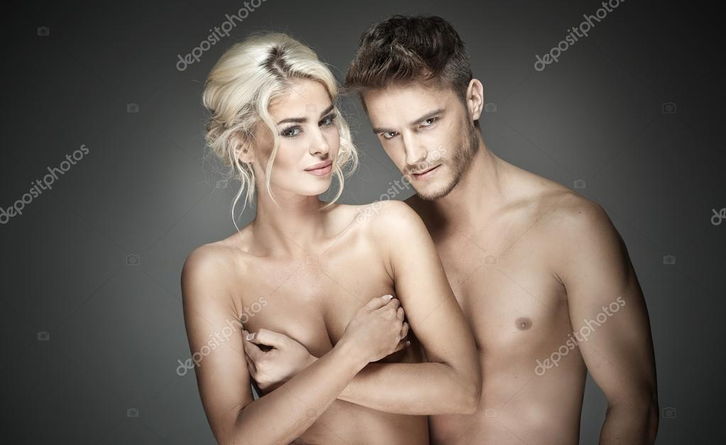 Young couple nude We're Having