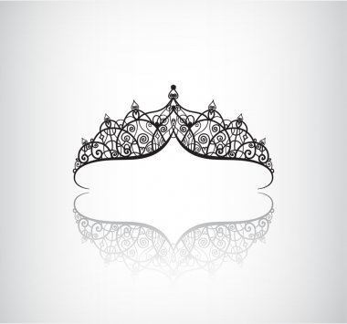 Vintage crown logo