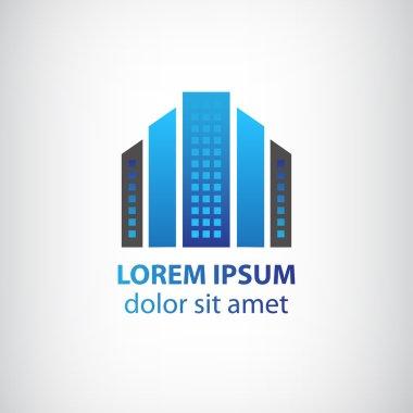 Office building logo