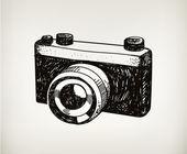 Fotografie retro fotoaparát