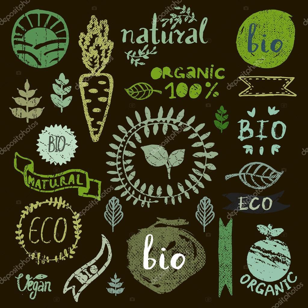 paint logotypes set