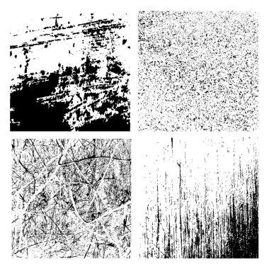 grunge textures setg