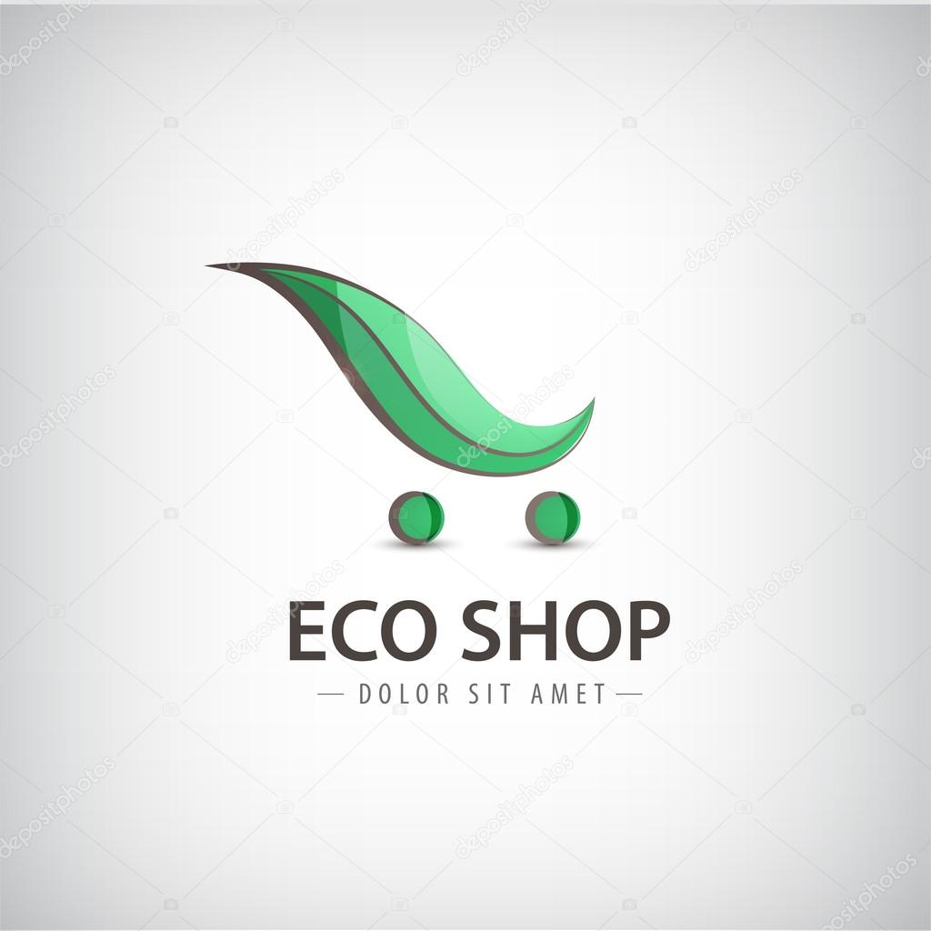 Eco shop, organic products
