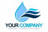 vodní kapka logo