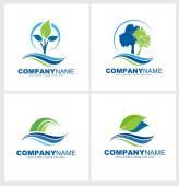 Fotografie Bäume und Blätter Logo