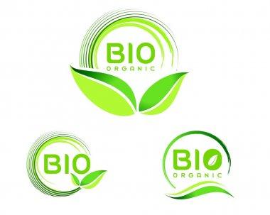 Bio Eco Logo Icon