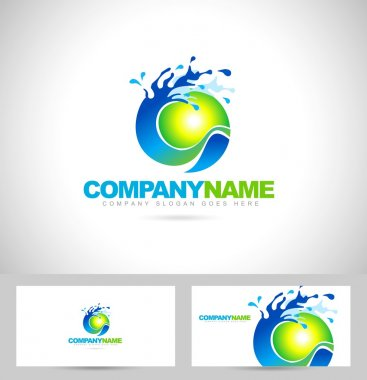 Water Logo Design