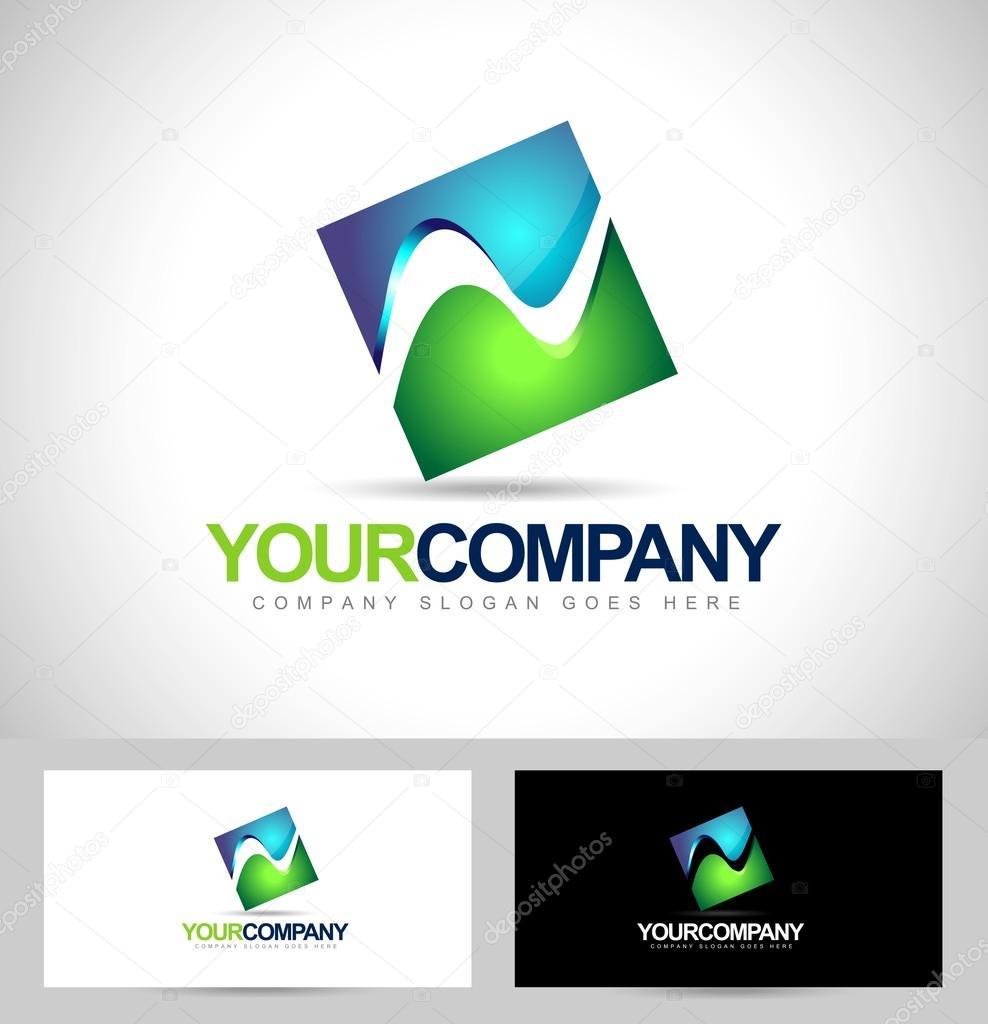 Square Logo Concept