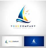 Fotografie Sailing Boat Logo