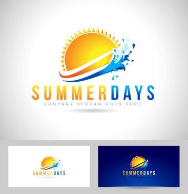 Sun Summer Logo
