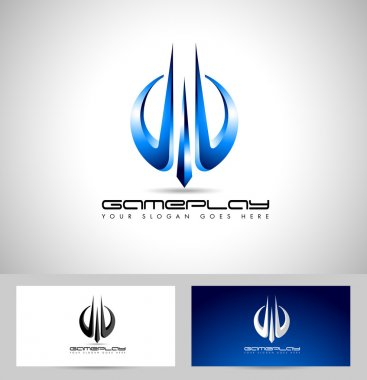 Game Play Logo Design