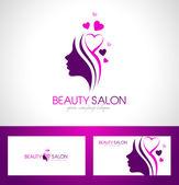 Fényképek Szépségszalon Logo tervezés