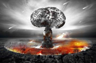 Nuclear war / Atomic Bomb