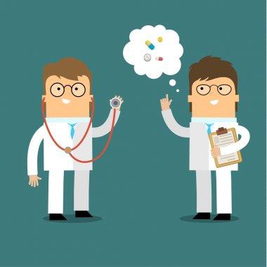 Health care concept