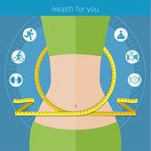Koncepce vedení fit, zdravého životního stylu