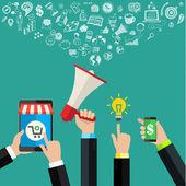 Digitální marketingové koncepce