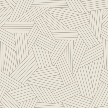 Seamless pattern of thin lines
