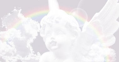 Angel website header