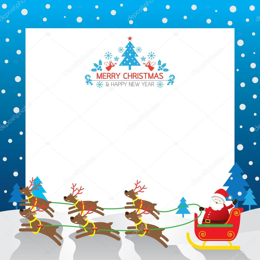 Photo Frame Christmas Ornaments
