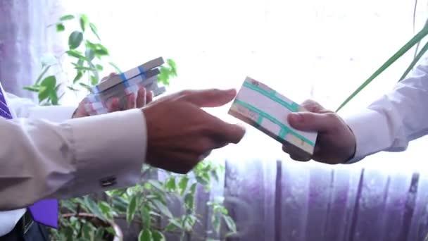 rozdělení peněz na svatební přípravy