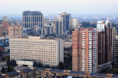 Kiev city panorama - Pechersk