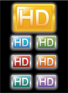 Full HD label