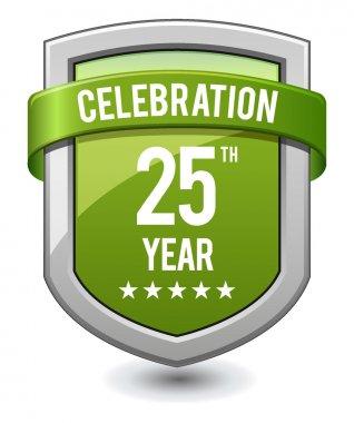 Green shield 25 years celebration